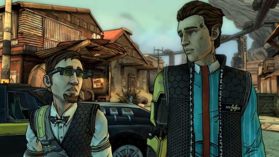 Tales from the Borderlands Ep. 1