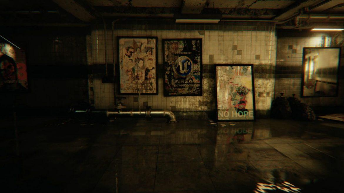 Unreal Engine 4 Reflection Environment