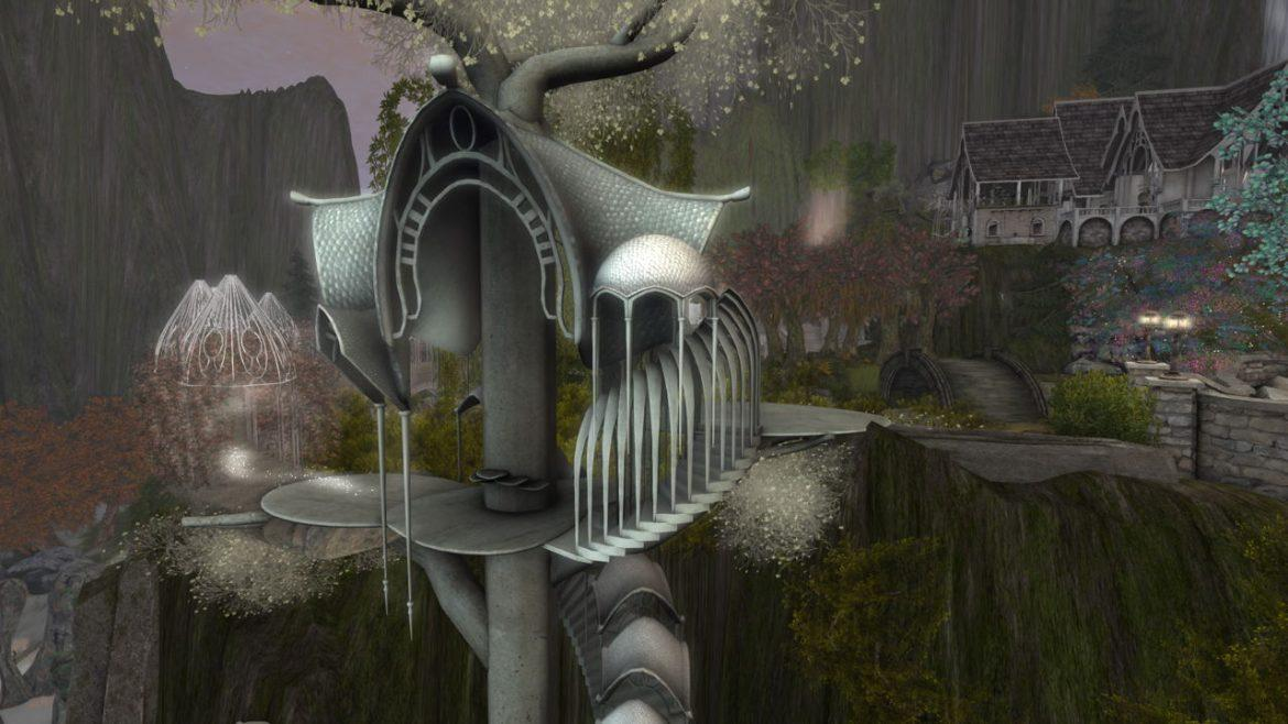 Rivendell - The Lord of the Rings